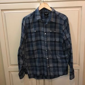 Hurley flannel